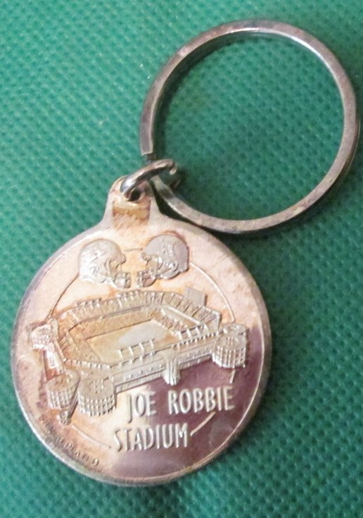 1995 SUPER BOWL XXIX Miami FL metal keyring key chain 2""
