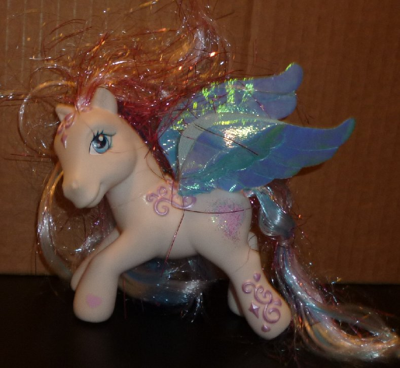 G3 My Little Pony MLP STAR CATCHER Pegasus RARE