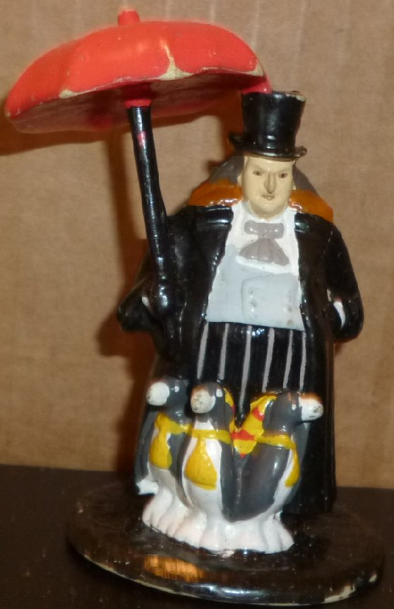 "Batman The PENGUIN PVC Figure 3.5"", 1992 DC"