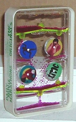 THE MOVIE CHANNEL Advertising Water Toy 5""