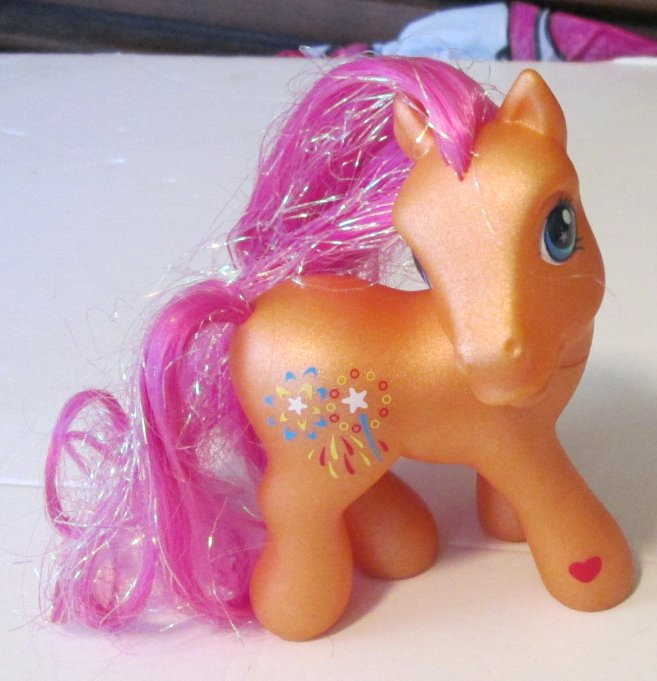 G3 MLP My Little Pony SPARKLEWORKS