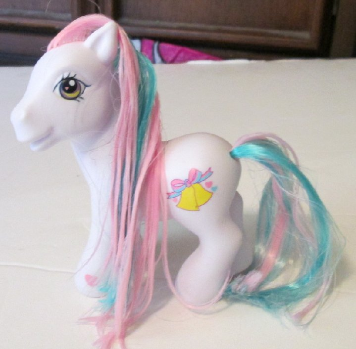 G3 Hasbro My Little Pony MLP LULABELLE