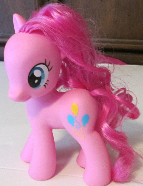 G4 MLP My Little Pony PINKIE PIE 5.5""