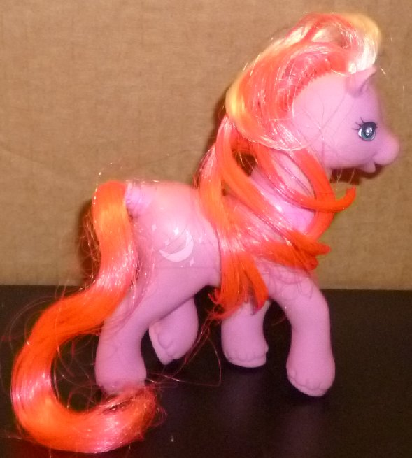 G2 gen 2 My Little Pony MLP Hasbro MOON SHADOW