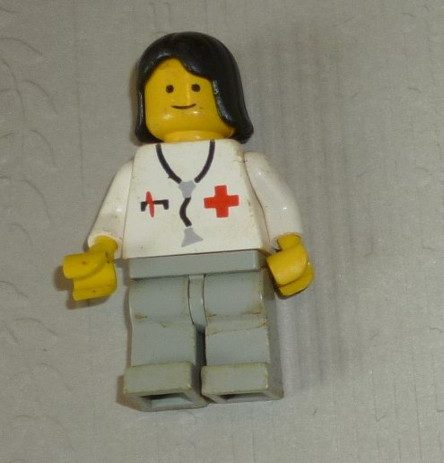 LEGO Part DOCTOR DR minifig mini figure