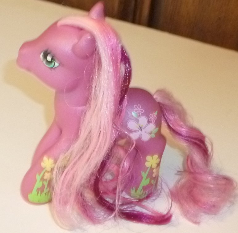 G3 MLP My Little Pony CHEERILEE Core Friends