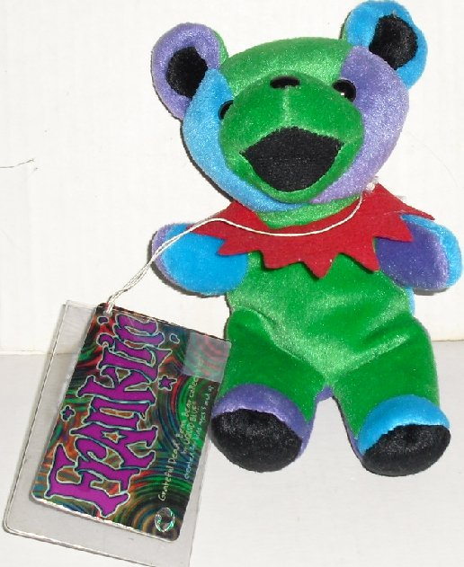 grateful dead bears. GRATEFUL DEAD Bear FRANKLIN