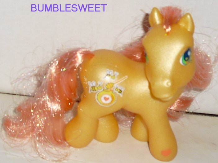 G3 My Little Pony MLP BUMBLESWEET