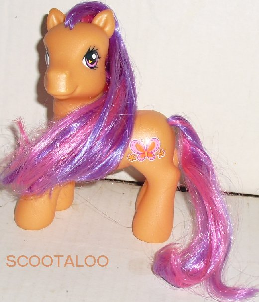 G3 Hasbro My Little Pony MLP SCOOTALOO