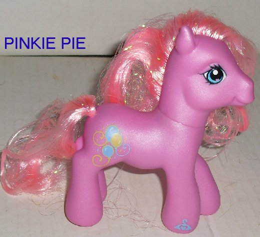 G3 Hasbro My Little Pony MLP PINKIE PIE