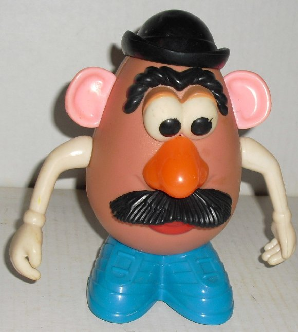 Toy Story MR POTATO HEAD Massager HO Medics