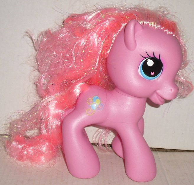 My Little Pony MLP styling PINKIE PIE 7.5""