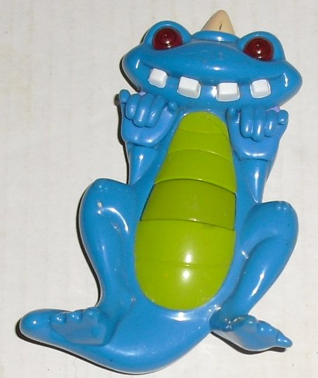 "DOUG toy MONSTER OF LUCKY 4.5"", McDonalds McD Disney"