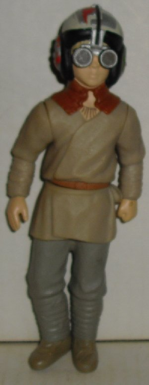 "STAR WARS Vinyl Figure ANAKIN SKYWALKER 6.5"", 1999 Applause"