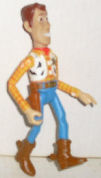 "TOY STORY action Figure Sheriff WOODY 6"", Disney"