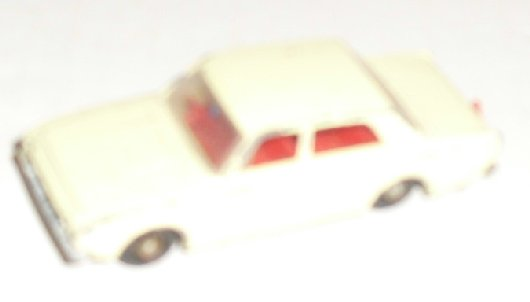 Vintage LESNEY Matchbox no 45 FORD CORSAIR Car
