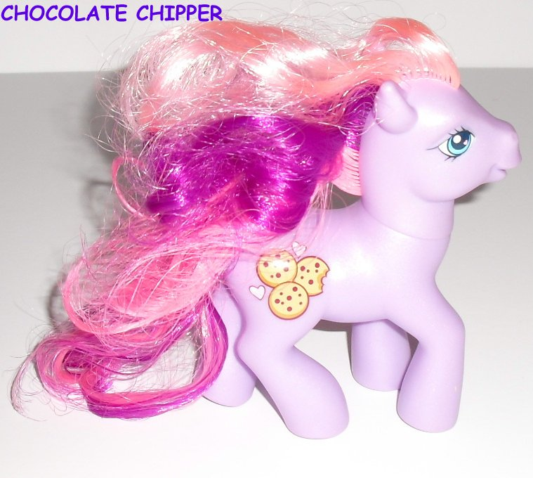G3 Hasbro My Little Pony MLP CHOCOLATE CHIPPER