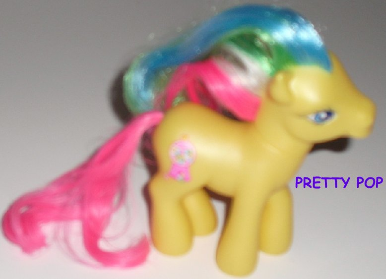 G3 Hasbro My Little Pony MLP PRETTY POP