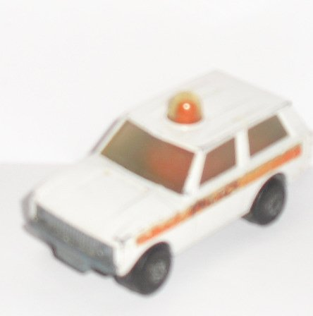 Vintage LESNEY Matchbox no 20 POLICE PATROL toy Car