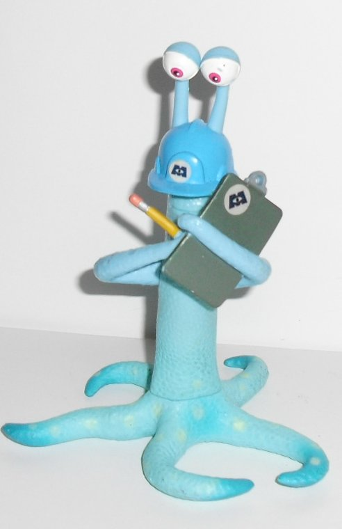 "MONSTERS Inc RAY figure 4.5"", Disney"