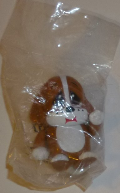 "DOG PVC figure 2.25"", Kid Stuff, MIP"