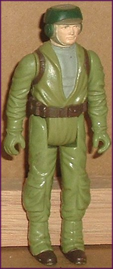 Vintage STAR WARS Action Figure REBEL COMMANDO