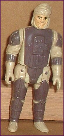 Vintage Kenner STAR WARS Action Figure DENGAR
