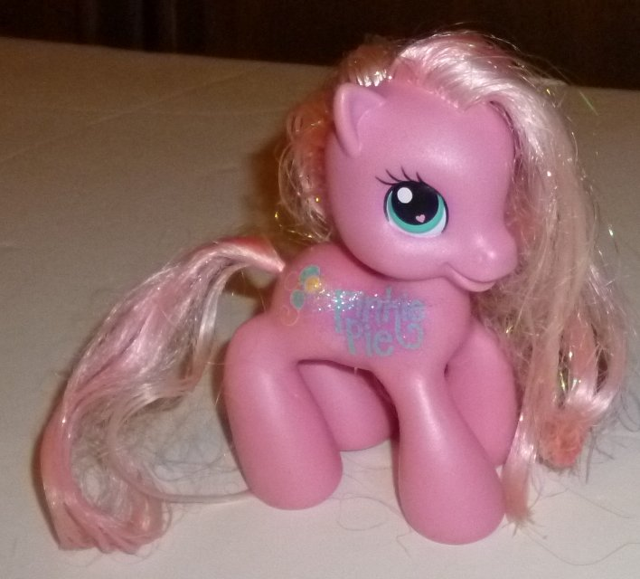 G3.5 MLP My Little Pony PINKIE PIE