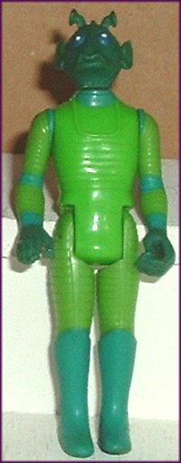 Vintage STAR WARS Action Figure GREEDO