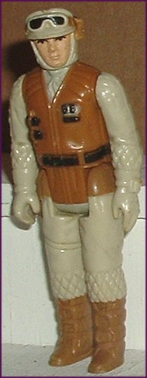 Vintage STAR WARS Action Figure REBEL SOLDIER