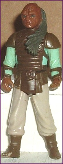 Vintage 1983 STAR WARS Action Figure WEEQUAY