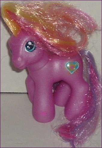 G3 My Little Pony MLP BABY Pink Sunsparkle, Hasbro