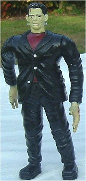 Universal Pictures FRANKENSTEIN Figure 1986 Imperial - Click Image to Close