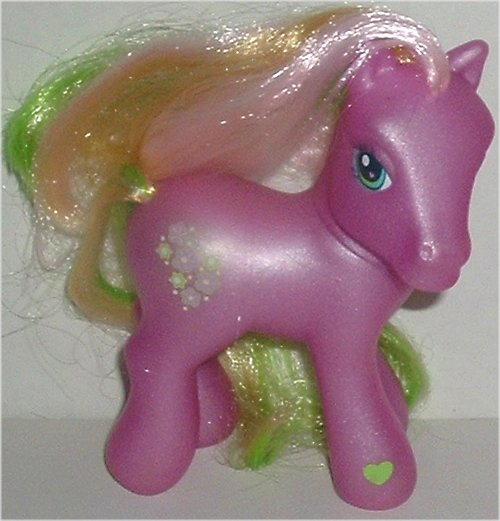 G3 My Little Pony MLP SPRING FEVER, 2002 Hasbro