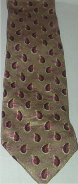 NWT $29.99 JOSEPH ABBOUD Collection Silk Neck TIE Necktie