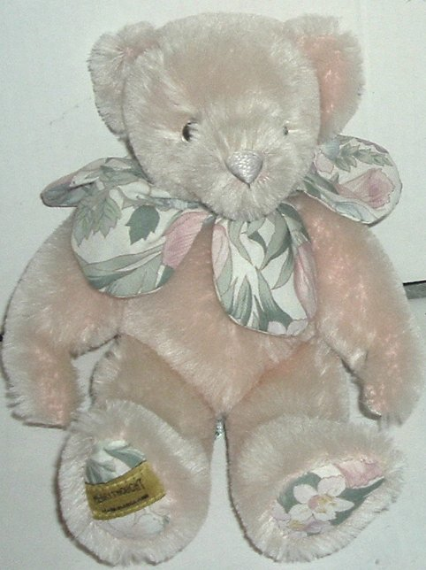 MERRYTHOUGHT Oliver Holmes Joiinted mohair Plush BEAR