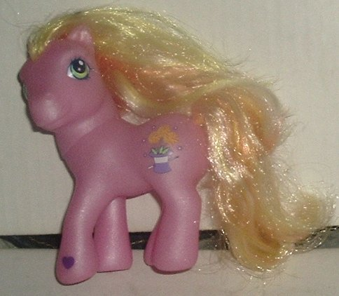 G3 My Little Pony MLP MAGIC MARIGOLD