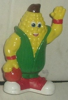 McDonalds McD Food changables CORN U3 figure Happy Meal Toy