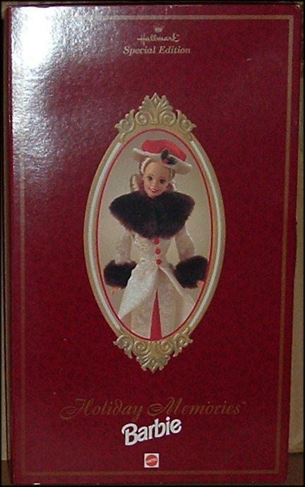 Home > Barbie Dolls > Modern Barbie >Hallmark HOLIDAY MEMORIES Barbie